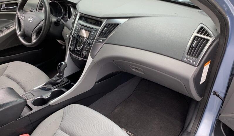 2012 Hyundai Sonata Hybrid full