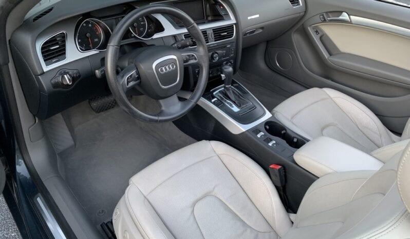 2010 Audi A5 Convertible full