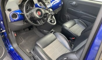 2013 Fiat 500 full