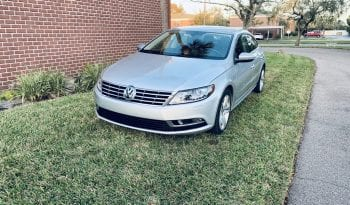 2013 Vw CC full