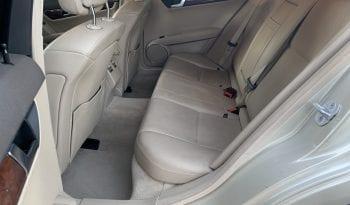 2011 Mercedes C300 full