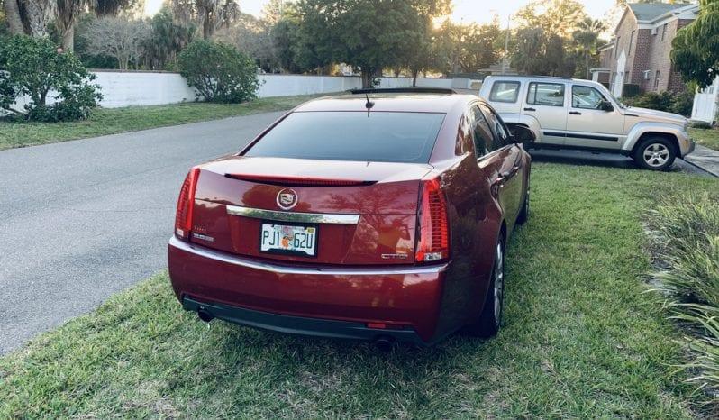 2008 Cadillac CTS full