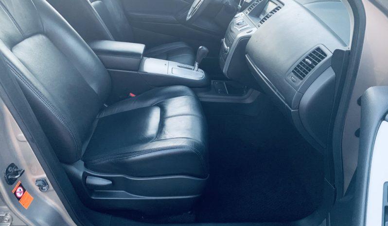 2009 Nissan Murano full