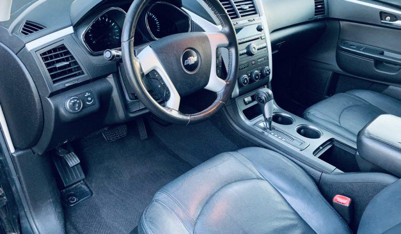2009 Chevy Traverse full