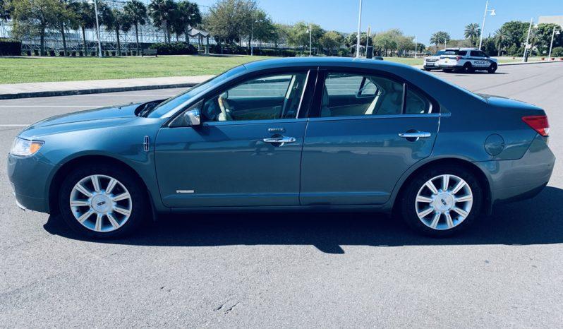 2012 Lincoln MKZ Hybrid full