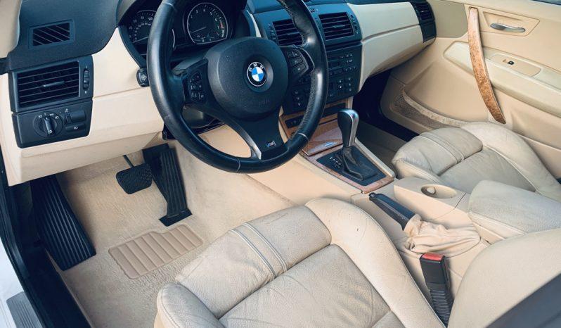 2006 BMW X3 full
