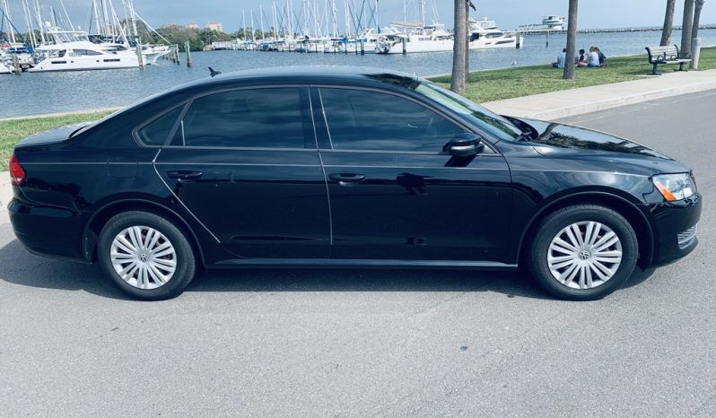 2014 Vw Passat full
